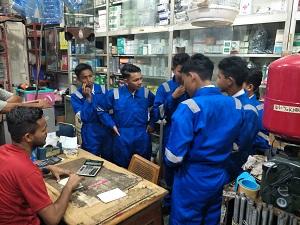 Studi dan Praktek Ke Lapangan SMKS Nurul Islam