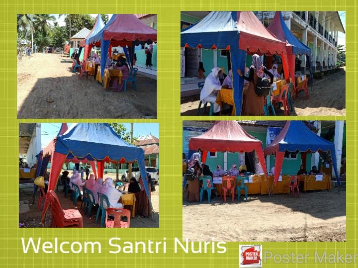 Welcome Back Santri Nuris Ke Dayah Nuris Tercinta