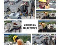 NURIS in Dumai Project V Power