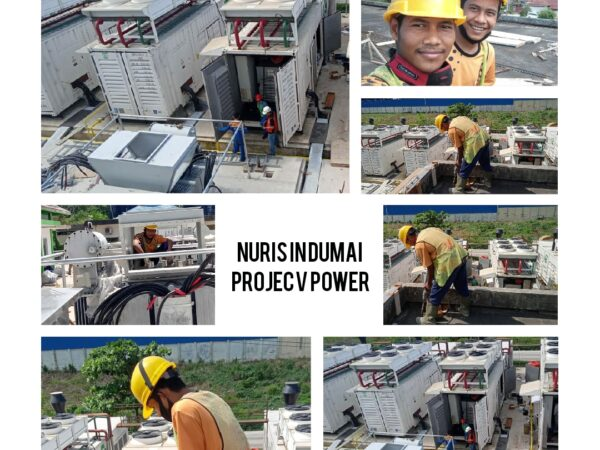 NURIS in Dumai Project V Power